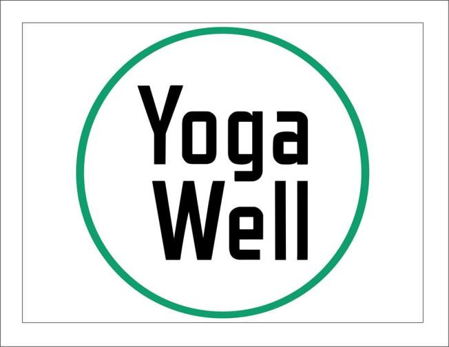 Yoga Well sign